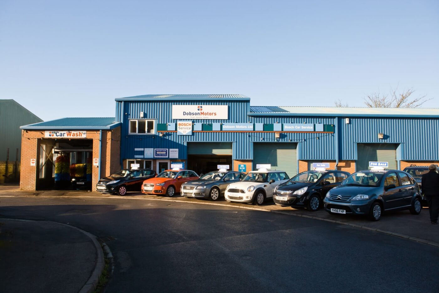Dobson Motors About Us Gallery Image